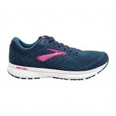 Zapatillas Brooks Revel 3 Azul Rosa PV20 Mujer