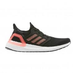 Zapatillas Adidas Ultra Boost 20 Negro Naranja PV20 Mujer