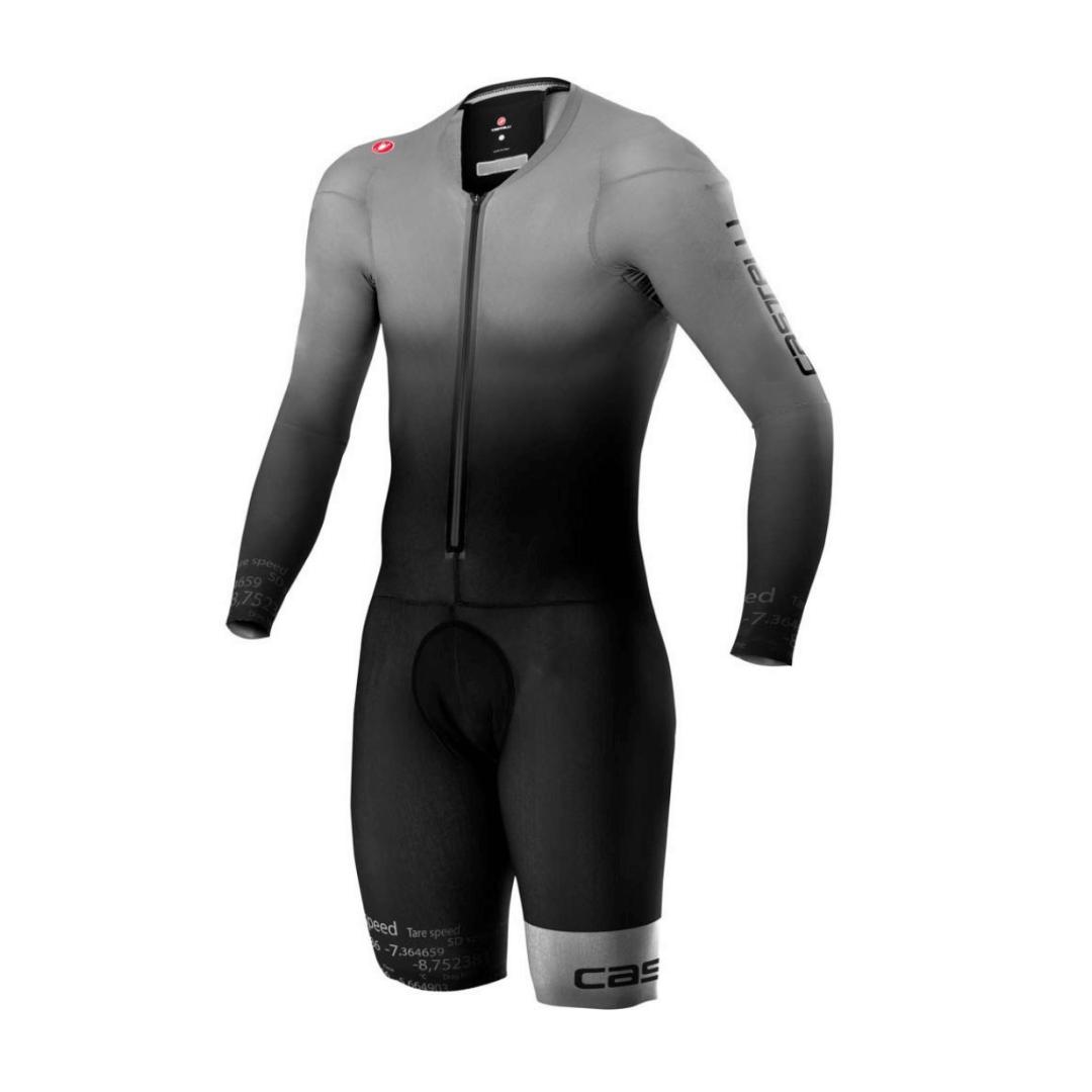 Castelli Body Paint 4.X Traje de Triatlón Hombre 365 Rider