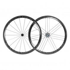 Campagnolo Bora One 35 Wheelset Dark Label Tire