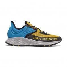 Zapatillas New Balance Fresh Foam Roav Azul Amarillo PV20 Hombre