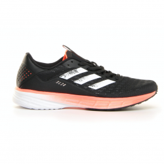 Zapatillas Adidas SL 20 Negro Naranja PV20 Hombre