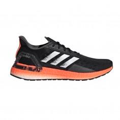 Adidas Ultra Boost PB Black Orange SS20 Woman Running Shoes