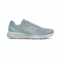 Shoes New Balance Fresh Foam Tempo v1 Gray Aquamarine SS20 Woman
