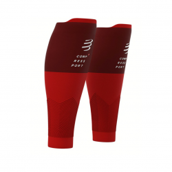Compressport R2V2 Compression Stockings Red