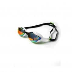 Zone3 Volare Streamline White Swimming Goggles