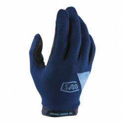 Guantes 100% Ride Camp Azul