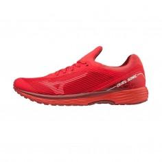 Zapatillas Mizuno Duel Sonic Rojo PV20 Hombre