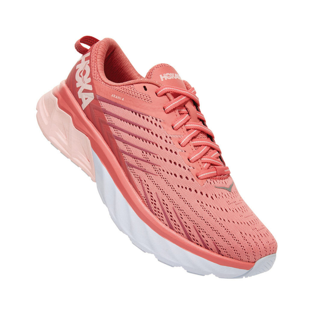 Hoka One One Arahi 4 Pink SS20 Woman Shoes