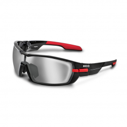 Glasses KOO OPEN CUBE Black Red