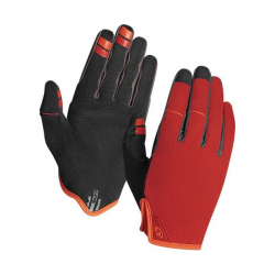 Giro DND Red Gloves