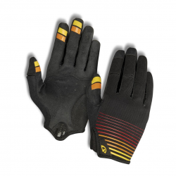 Giro DND Black Heat Gloves