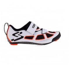Spiuk Trivium shoes white and orange man
