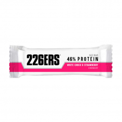 Barrita 226ers Neo Bar 50% Protein Chocolate Blanco / Fresa 50gr