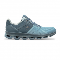 Zapatillas On Cloudace Gris Azulado Mujer