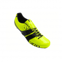 Giro Factor Techlace Shoes Fluor Yellow Black