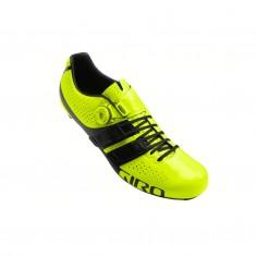 Zapatillas Giro Factor Teachlace Amarillo Fluor Negro