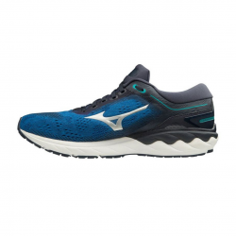 Zapatillas Mizuno Wave Skyrise Azul Oscuro