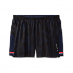 "Brooks Sherpa 5 ""Shorts Navy blue"