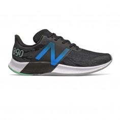 Zapatillas New Balance 890 v8 Negro Azul OI20