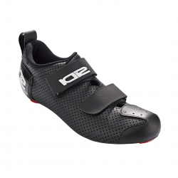 Zapatillas Sidi T5 Air Carbon Negro Blanco Triatlón