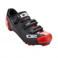 Zapatillas Sidi Trace 2 MTB Negro Rojo