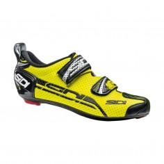 Sidi T4 Air Carbon Fluor yellow / black