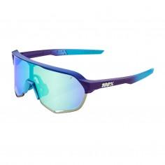 Gafas 100% S2 Blue - Lentes Topaz Multilayer