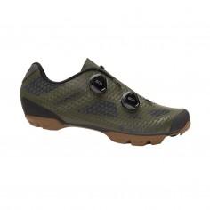 Zapatillas Giro Sector MTB Verde Negro