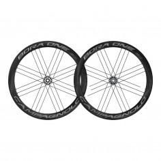 Bora One 50 Disc Tubular Dark Label Wheelset