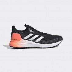 Zapatillas Adidas Solar Blaze Negro Naranja