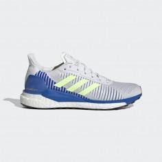 Zapatillas Adidas Solar Glide 19 Gris Azul