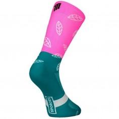 Calcetín Ciclismo Sporcks Mont Ventoux Pink