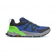 Zapatillas New Balance Fresh Foam Hierro v5 Azul Verde