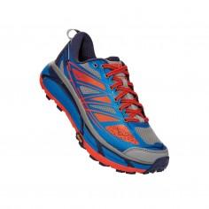Zapatillas Hoka One One Mafate Speed Azul Rojo PV20
