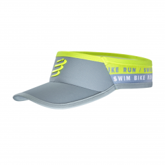 Compressport Ultralight Born to SBR Gray Visor