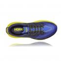 Zapatillas Hoka One One Speedgoat 4 Azul Amarillo OI20 Hombre
