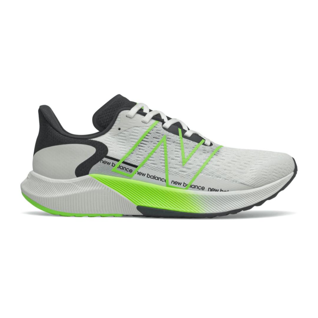 New Balance Propel V2 White Green AW20
