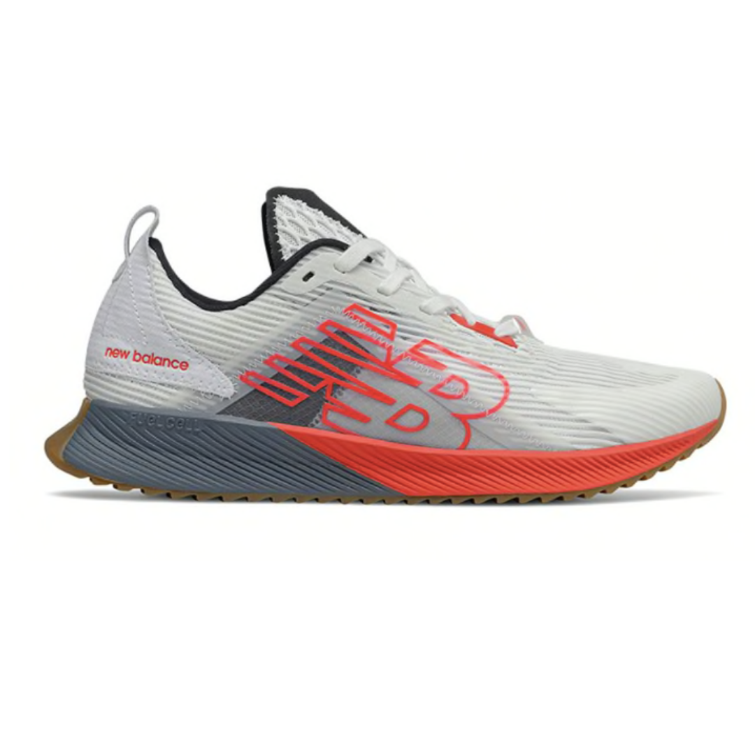 New Balance FuelCell Echo Gray Red AW20