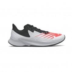 Zapatillas New Balance FuelCell Prism Blanco Negro Rojo OI20