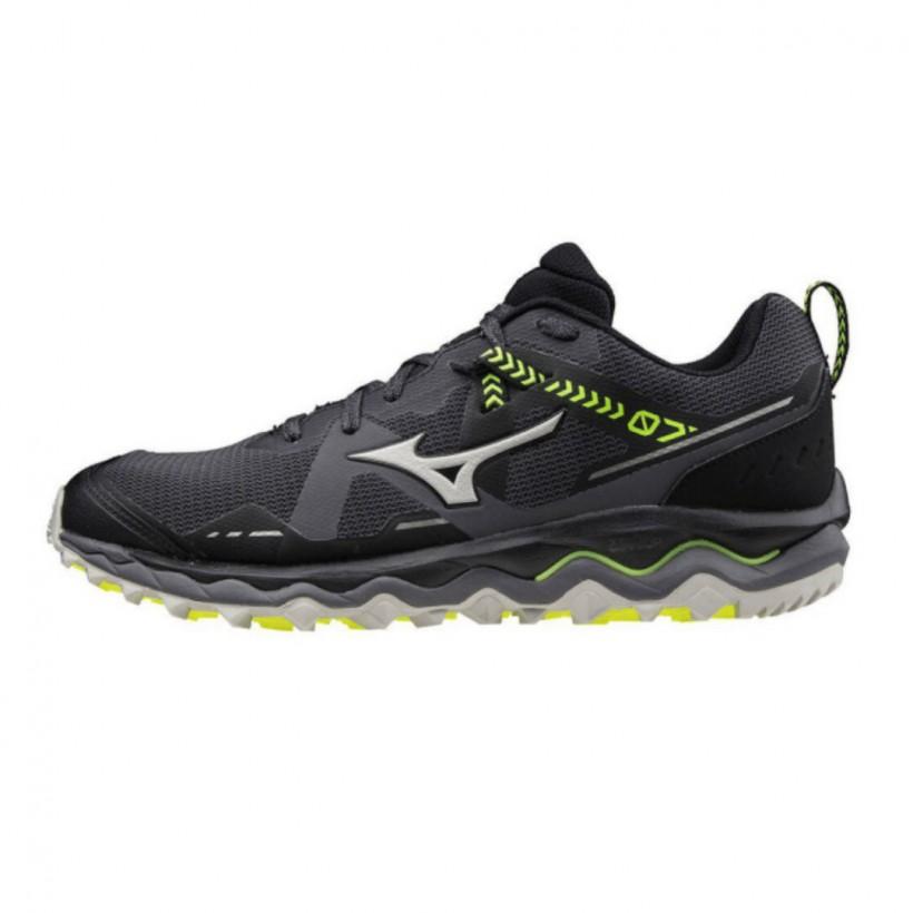 Mizuno Wave Mujin 7 Men's Shoes Black