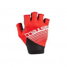 Castelli Competizione Gloves Red White