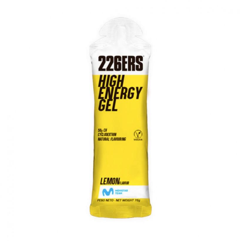 Energy gel 226ERS High Lemon Caffeine Free 76 gr