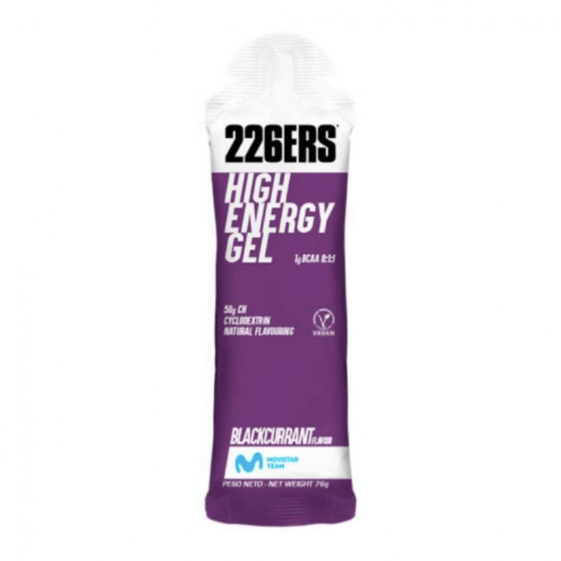 Energy gel 226ERS High Currant With Caffeine 76 gr