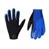 Poc Essential Mesh Blue Black Gloves