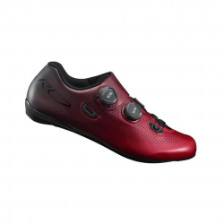 Shimano RC701 Road Shoes Red Black