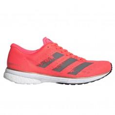 Zapatillas Adidas Adizero Adios 5 Naranja Fluor PV20 Mujer