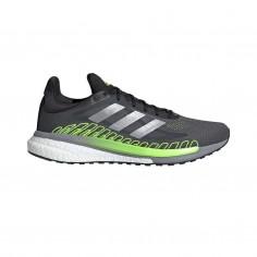Zapatillas Adidas Solar Glide ST 3 M Negro Verde