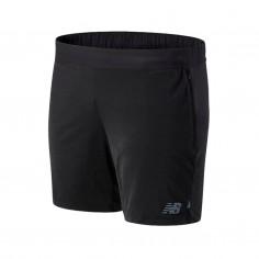 Pantalones Cortos New Balance Q Speed Fuel Negro OI20 Hombre