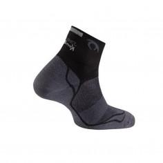 Lurbel Race Socks Black Gray
